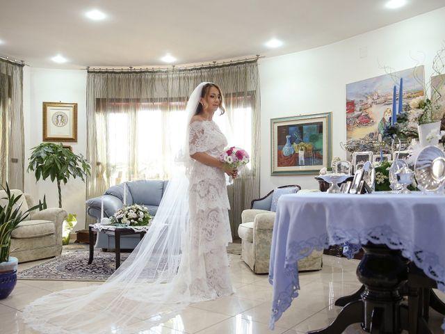 Il matrimonio di Massimo e Francesca a San Donaci, Brindisi 8