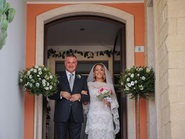 Il matrimonio di Massimo e Francesca a San Donaci, Brindisi 9