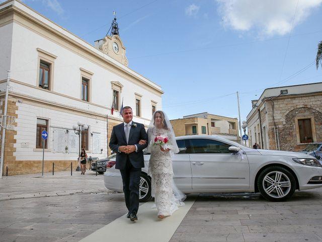 Il matrimonio di Massimo e Francesca a San Donaci, Brindisi 10