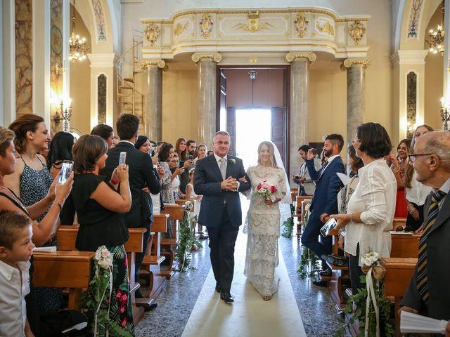 Il matrimonio di Massimo e Francesca a San Donaci, Brindisi 11