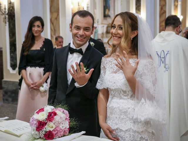 Il matrimonio di Massimo e Francesca a San Donaci, Brindisi 14