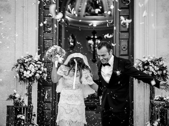 Il matrimonio di Massimo e Francesca a San Donaci, Brindisi 16
