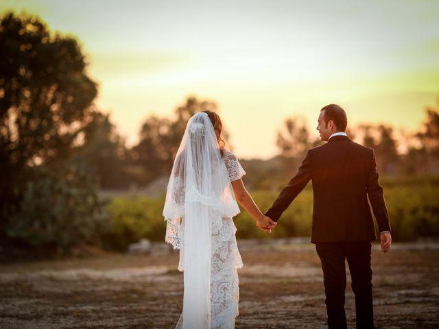 Il matrimonio di Massimo e Francesca a San Donaci, Brindisi 17