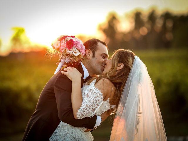 Il matrimonio di Massimo e Francesca a San Donaci, Brindisi 19