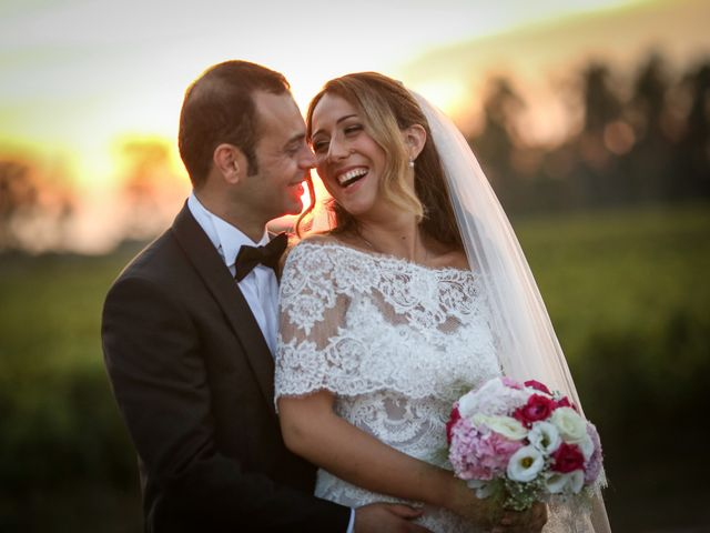 Il matrimonio di Massimo e Francesca a San Donaci, Brindisi 20