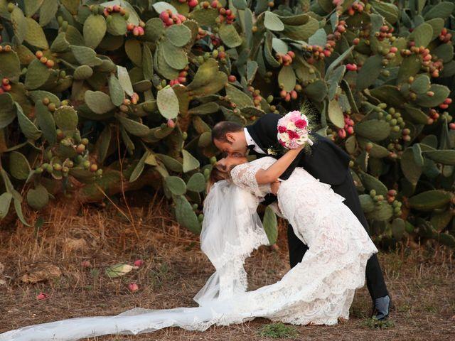 Il matrimonio di Massimo e Francesca a San Donaci, Brindisi 24
