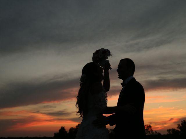 Il matrimonio di Massimo e Francesca a San Donaci, Brindisi 26