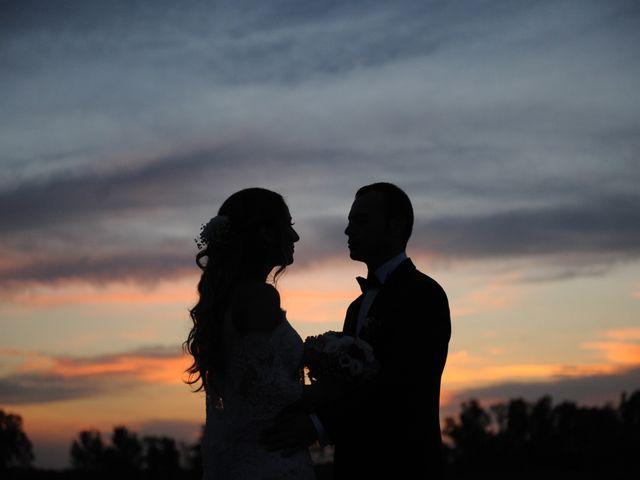 Il matrimonio di Massimo e Francesca a San Donaci, Brindisi 27