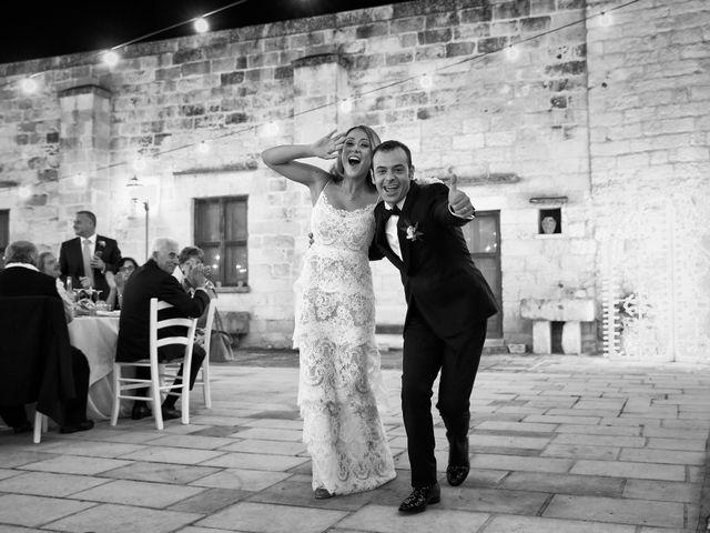 Il matrimonio di Massimo e Francesca a San Donaci, Brindisi 30