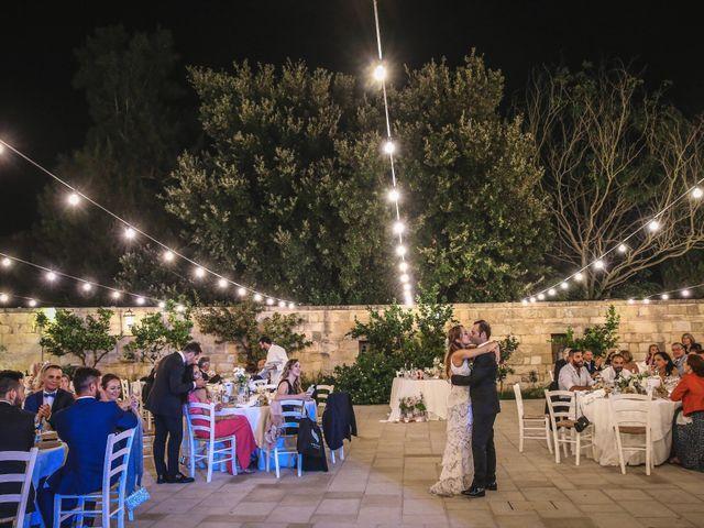 Il matrimonio di Massimo e Francesca a San Donaci, Brindisi 31