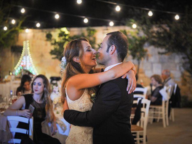 Il matrimonio di Massimo e Francesca a San Donaci, Brindisi 32