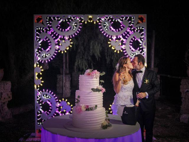 Il matrimonio di Massimo e Francesca a San Donaci, Brindisi 34