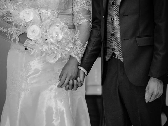Il matrimonio di Omar e Karina a Como, Como 27