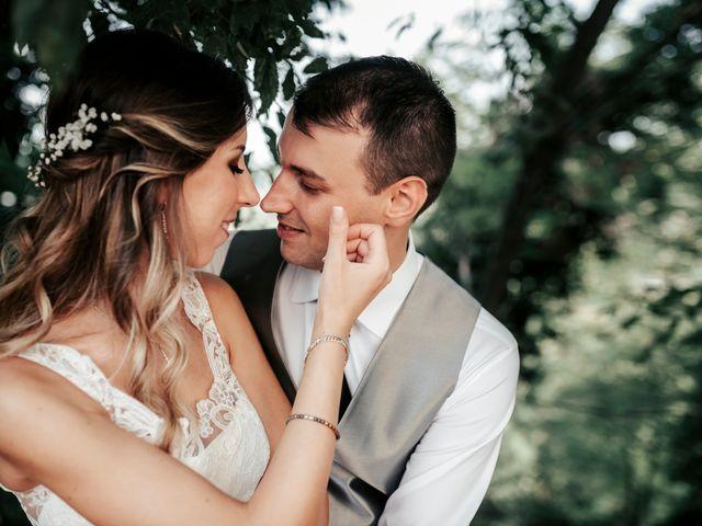 Le nozze di Samanta e Renato