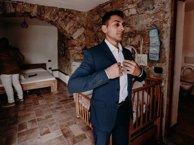 Il matrimonio di Giorgio e Debora a La Spezia, La Spezia 20