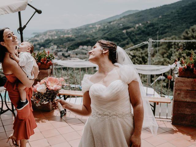 Il matrimonio di Giorgio e Debora a La Spezia, La Spezia 41