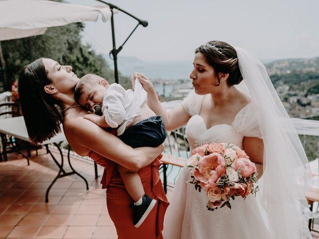 Il matrimonio di Giorgio e Debora a La Spezia, La Spezia 42
