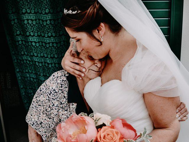 Il matrimonio di Giorgio e Debora a La Spezia, La Spezia 43