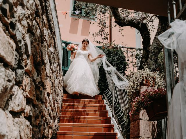 Il matrimonio di Giorgio e Debora a La Spezia, La Spezia 44