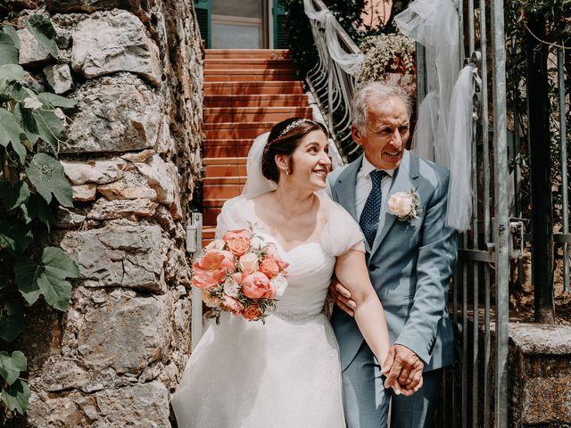 Il matrimonio di Giorgio e Debora a La Spezia, La Spezia 45