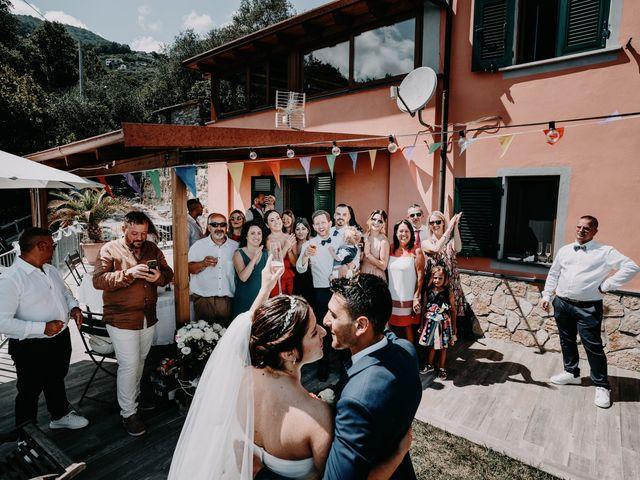 Il matrimonio di Giorgio e Debora a La Spezia, La Spezia 92
