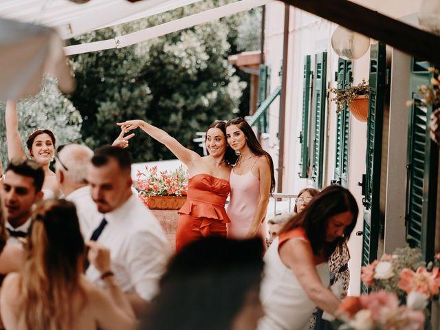 Il matrimonio di Giorgio e Debora a La Spezia, La Spezia 94