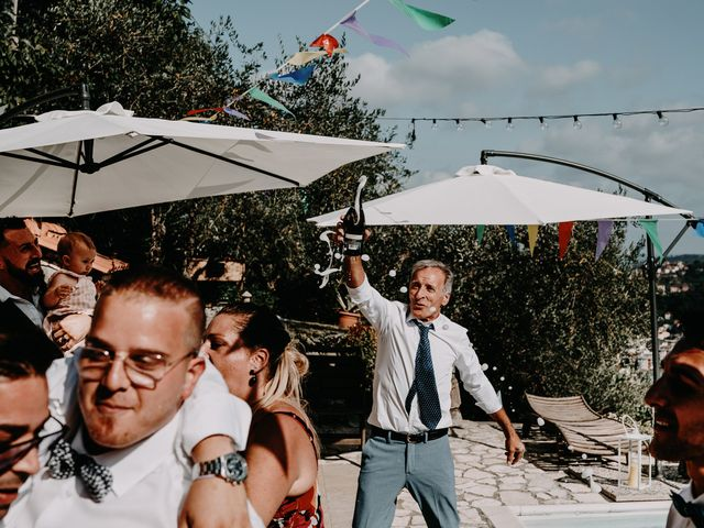 Il matrimonio di Giorgio e Debora a La Spezia, La Spezia 108