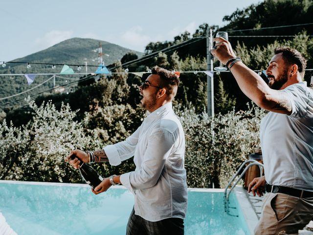 Il matrimonio di Giorgio e Debora a La Spezia, La Spezia 133