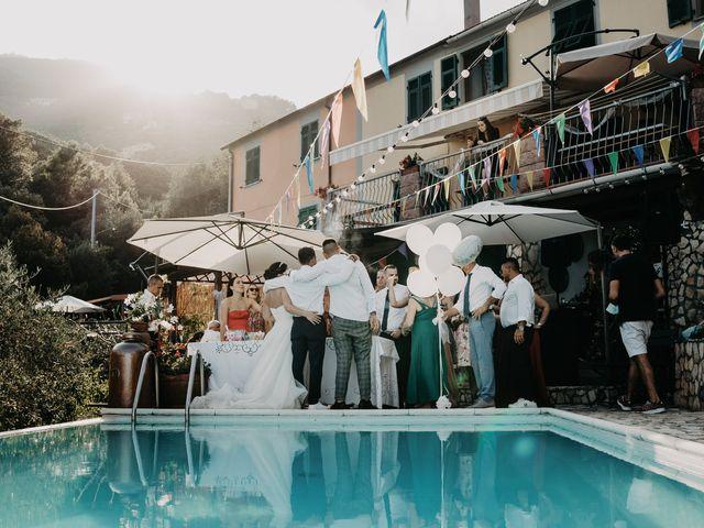 Il matrimonio di Giorgio e Debora a La Spezia, La Spezia 136