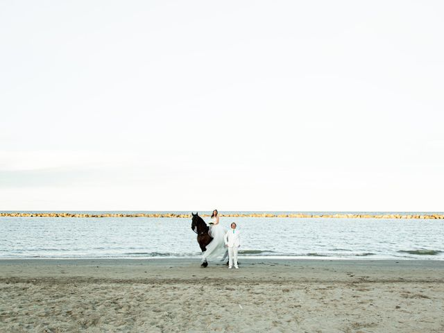 Il matrimonio di Emmanuele e Paola a Comacchio, Ferrara 23
