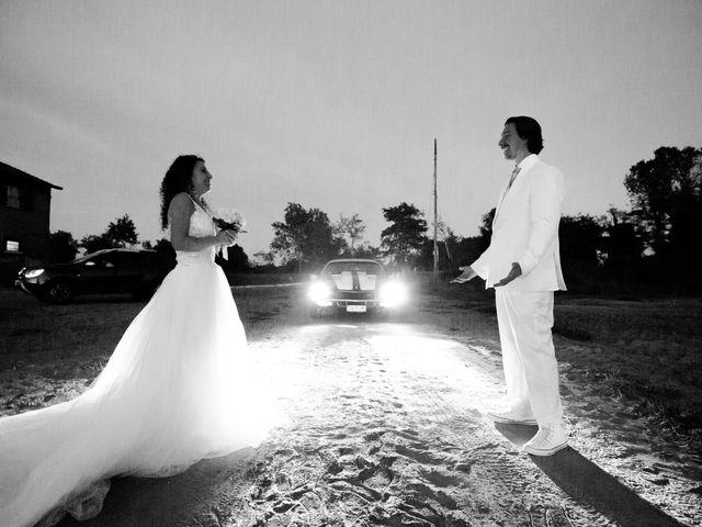 Il matrimonio di Emmanuele e Paola a Comacchio, Ferrara 31