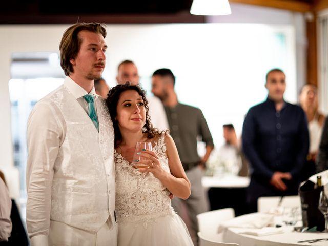 Il matrimonio di Emmanuele e Paola a Comacchio, Ferrara 33