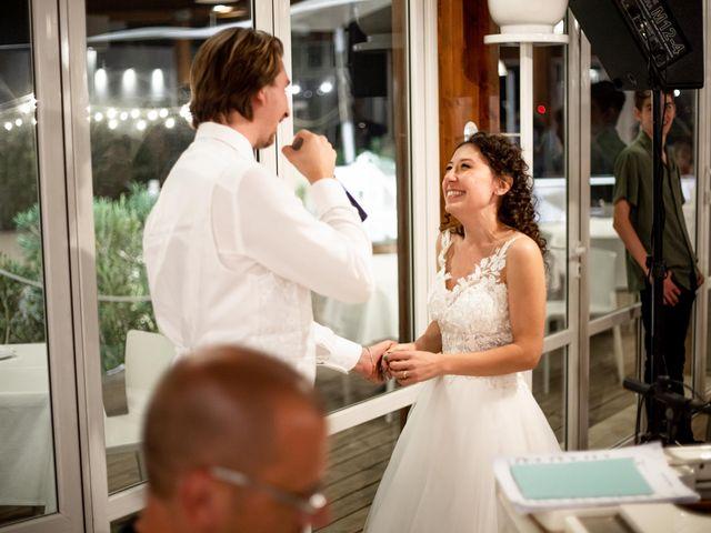 Il matrimonio di Emmanuele e Paola a Comacchio, Ferrara 37