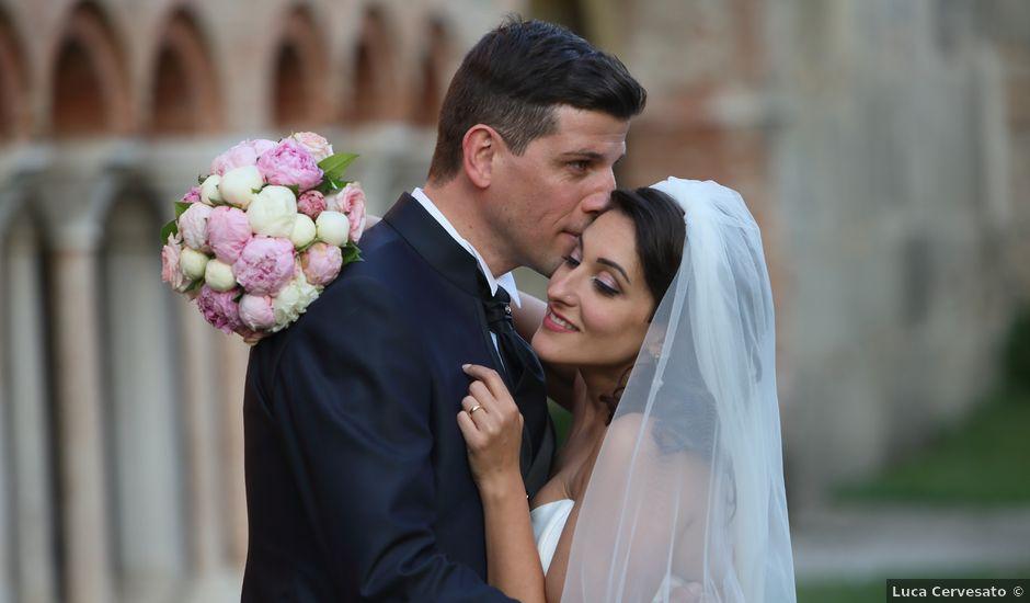 Il matrimonio di Emanuel e Silvia a Carceri, Padova