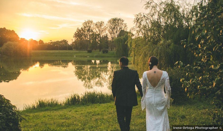 Il matrimonio di Daniel e Sabrina a Bollate, Milano
