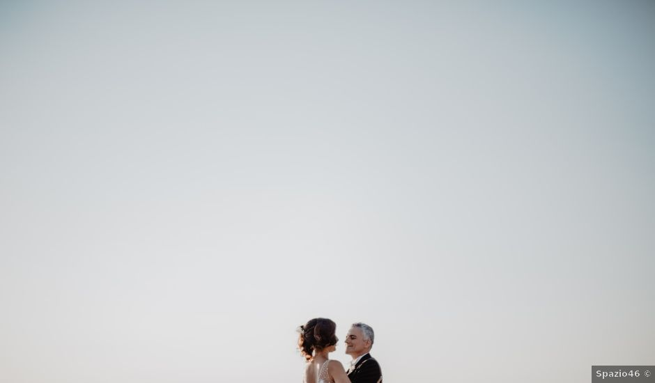 Il matrimonio di Massimo e Antonella a Monte di Procida, Napoli
