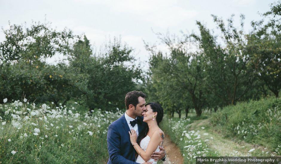 Il matrimonio di Massimo e Barbara a La Valletta Brianza, Lecco