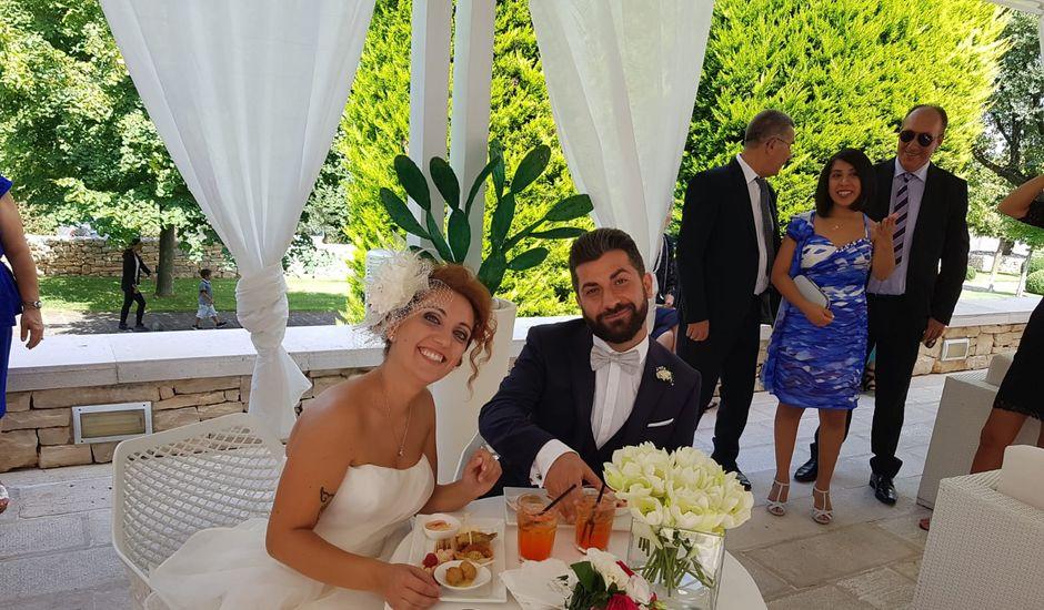 Il matrimonio di Gangemi e Serena a Ruvo di Puglia, Bari
