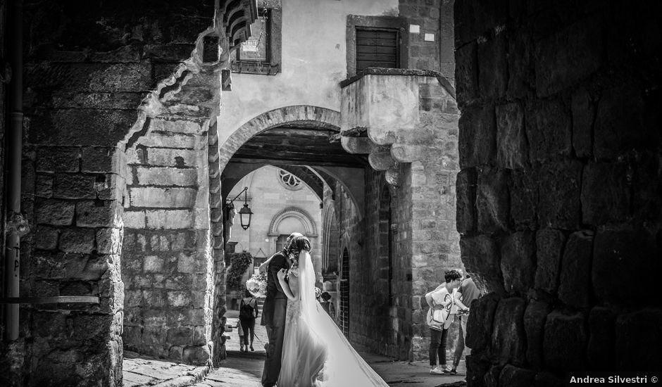 Il matrimonio di Andrea e Martina a Viterbo, Viterbo