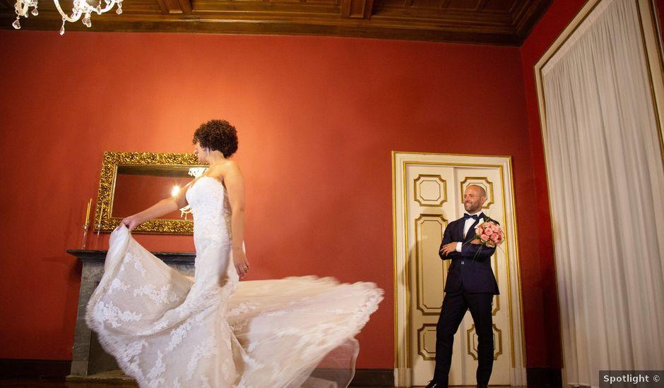 Il matrimonio di Alessandro e Vittoria a Lecco, Lecco
