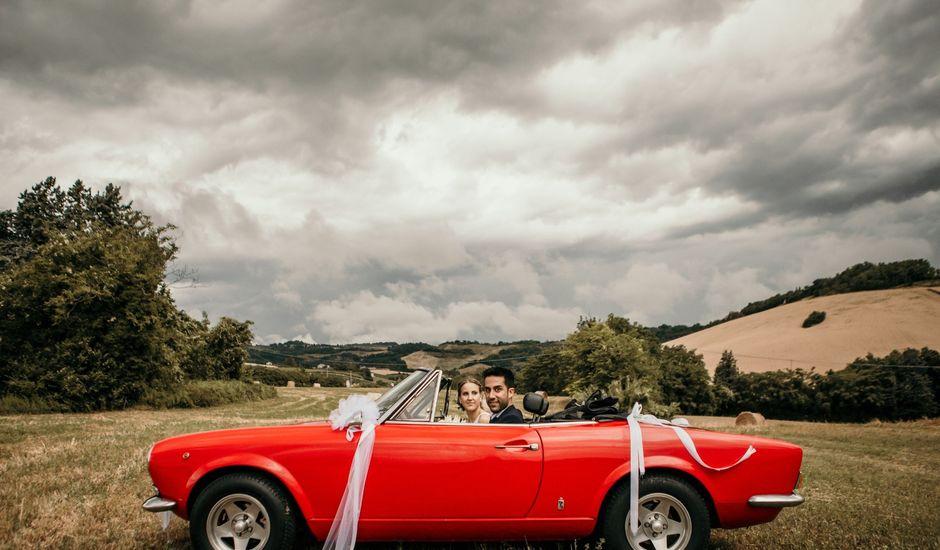 Il matrimonio di Laura  e Andrea  a Cesena, Forlì-Cesena