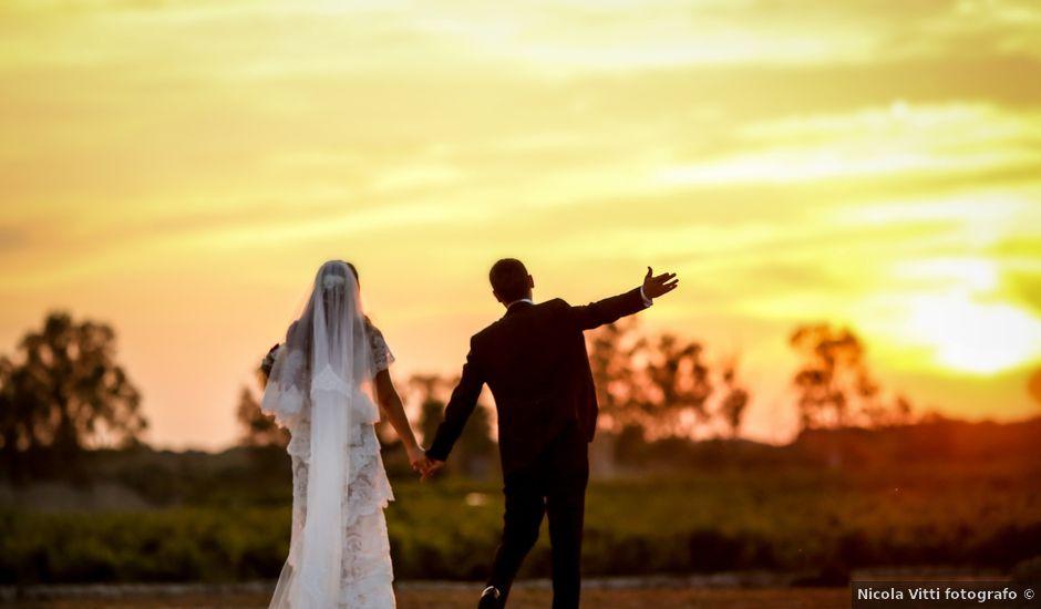 Il matrimonio di Massimo e Francesca a San Donaci, Brindisi
