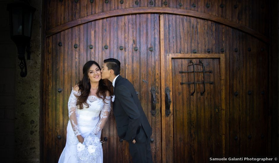 Il matrimonio di Omar e Karina a Como, Como