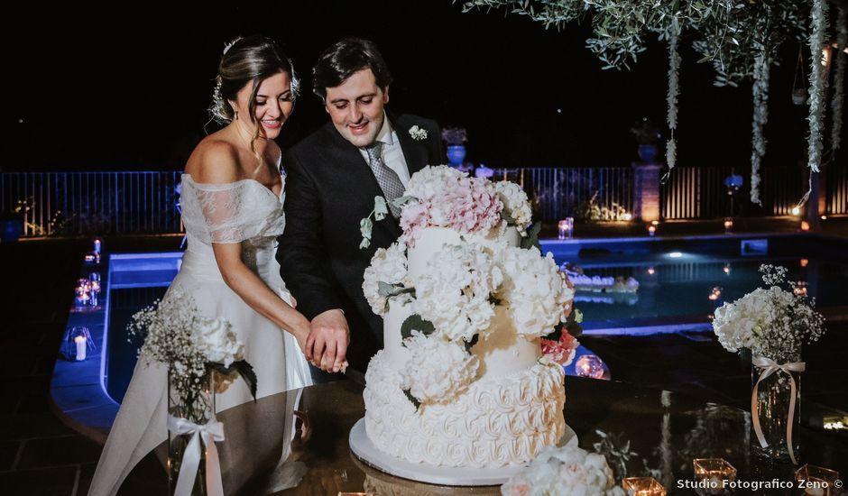 Il matrimonio di Giuseppe e Liliana a Ruviano, Caserta
