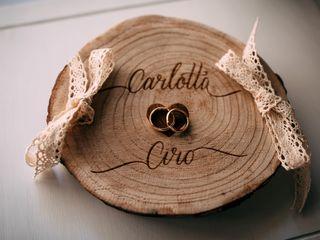 Le nozze di Carlotta e Ciro 1