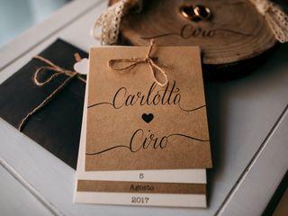 Le nozze di Carlotta e Ciro 2