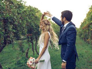 Le nozze di Elisa e Alexandre