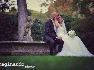 Le nozze di Giulio e Francesca