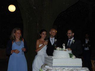 Le nozze di Giulio e Francesca 1