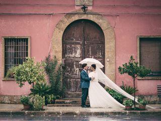 Le nozze di Salvatore e Maria Assunta